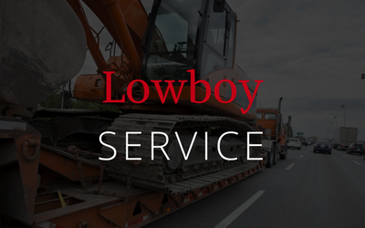 lowboy-services