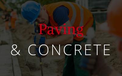concrete-paving